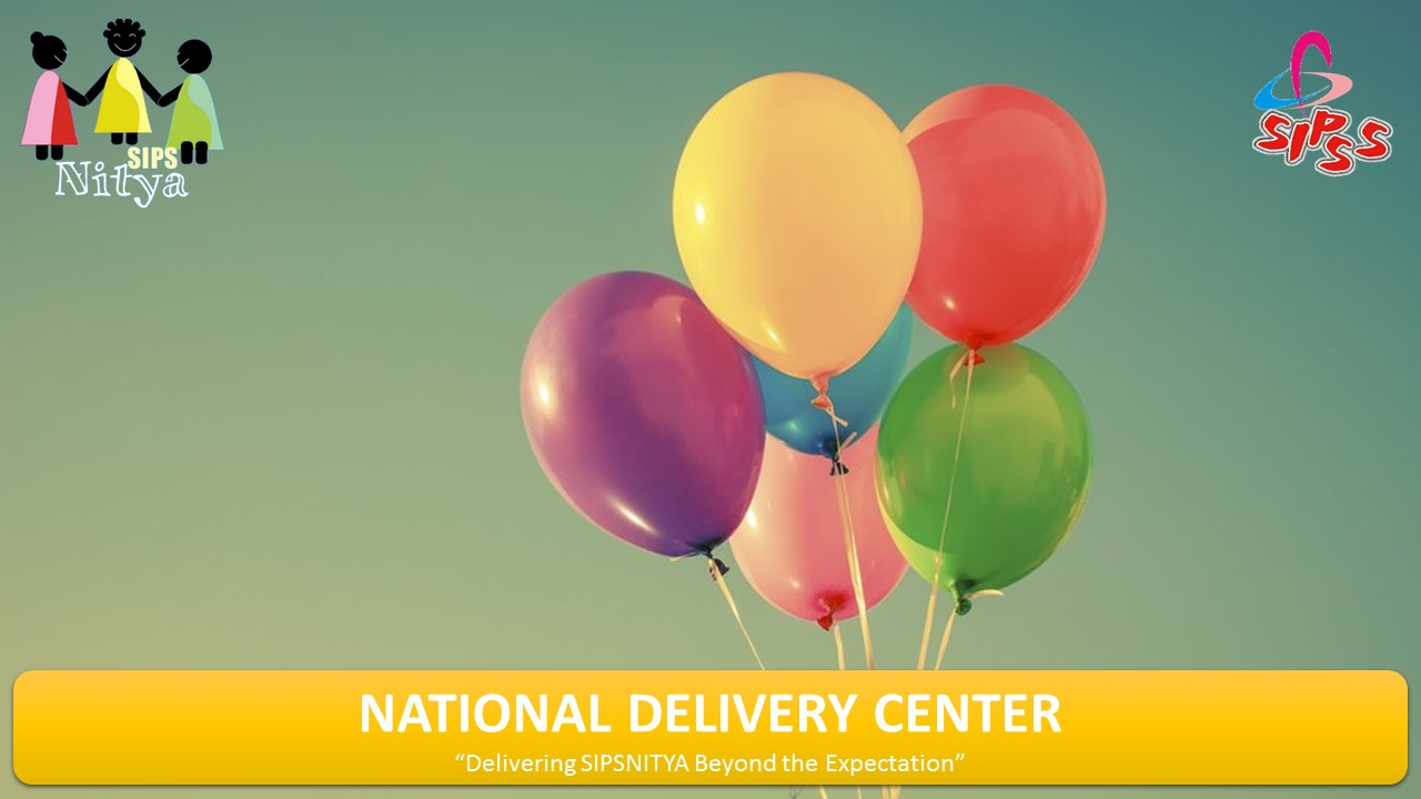 National Delivery Center (NDC) at Mysore