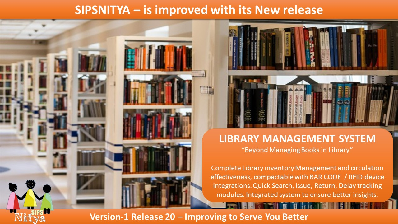 Library Management – Beyond Managing Books in Library
