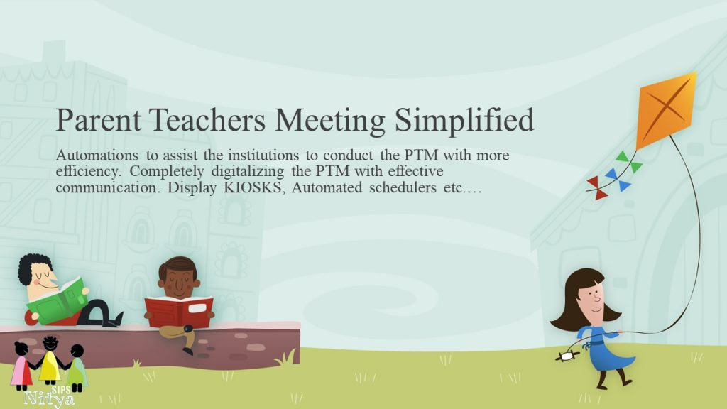 Parent Teachers Meeting automation