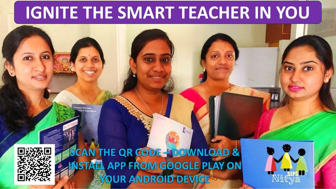 Teachers Android APP (T-SIPSNITYA)