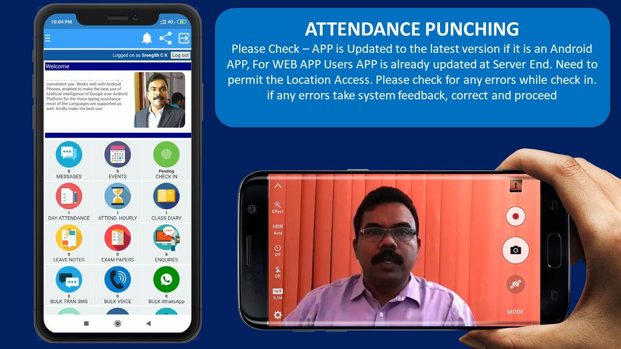 Teachers APP – New Features