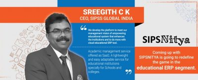 Interview with Sreegith C K, CEO By SoftwareSuggest