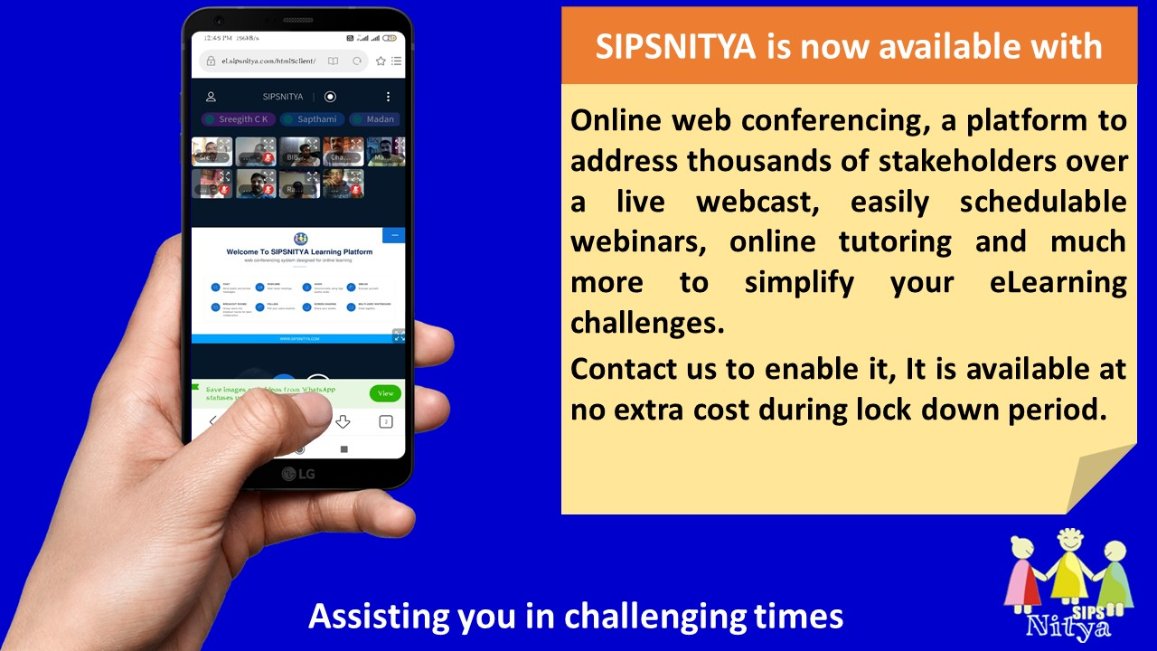 Online Web Conferencing & webcasts simplified