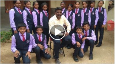 Mr. Raveendra – Gautham School Hanur