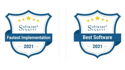 Software Suggest awards 2021